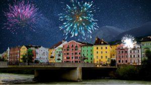 Mariahilf Feuerwerk