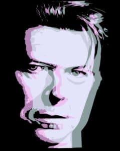 David Bowie Hovereffekt