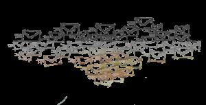 grafisch dargestellte Briefe