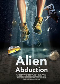 Postergrafik Alien Abduction