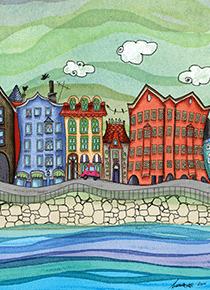 Mariahilf Illustration